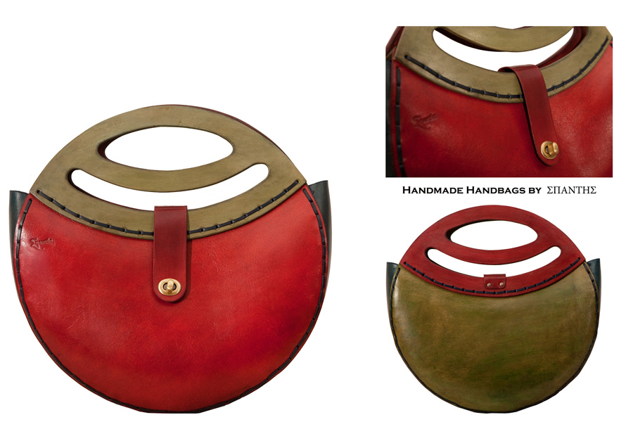 Handmade Leather HandBags